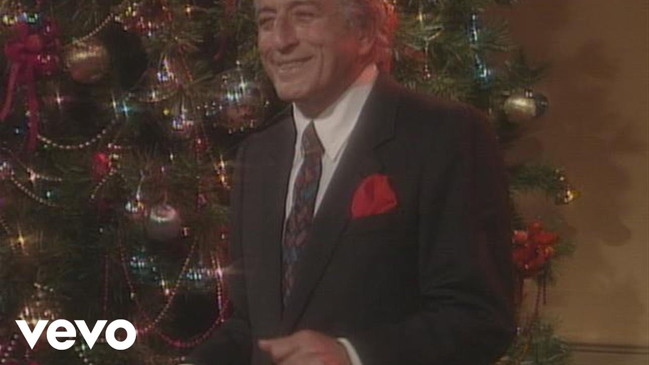 Tony Bennett - My Favorite Things (from A Family Christmas) - YouTube