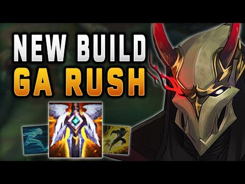 New Jhin mid build that counters assassins!