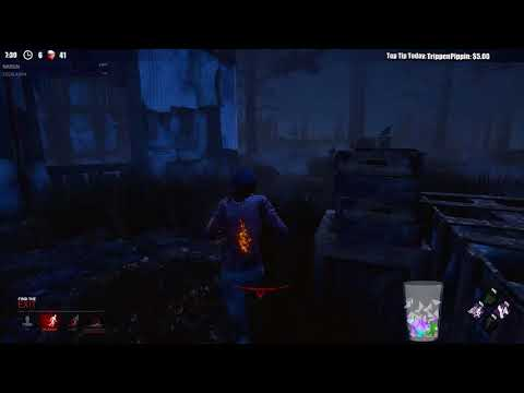 Dead by Daylight RANK 12 SURVIVOR! - NURSE OP!