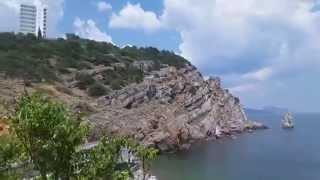 Южный Берег Крыма - Crimea.5(Мой крутой магазин ОДЕЖДЫ: http://bit.ly/MAGAZZZ Подписывайся! - http://bit.ly/1fBzB0K Реклама - http://vk.com/page-77246370_48530055 Партнёрка..., 2015-07-08T20:51:48.000Z)