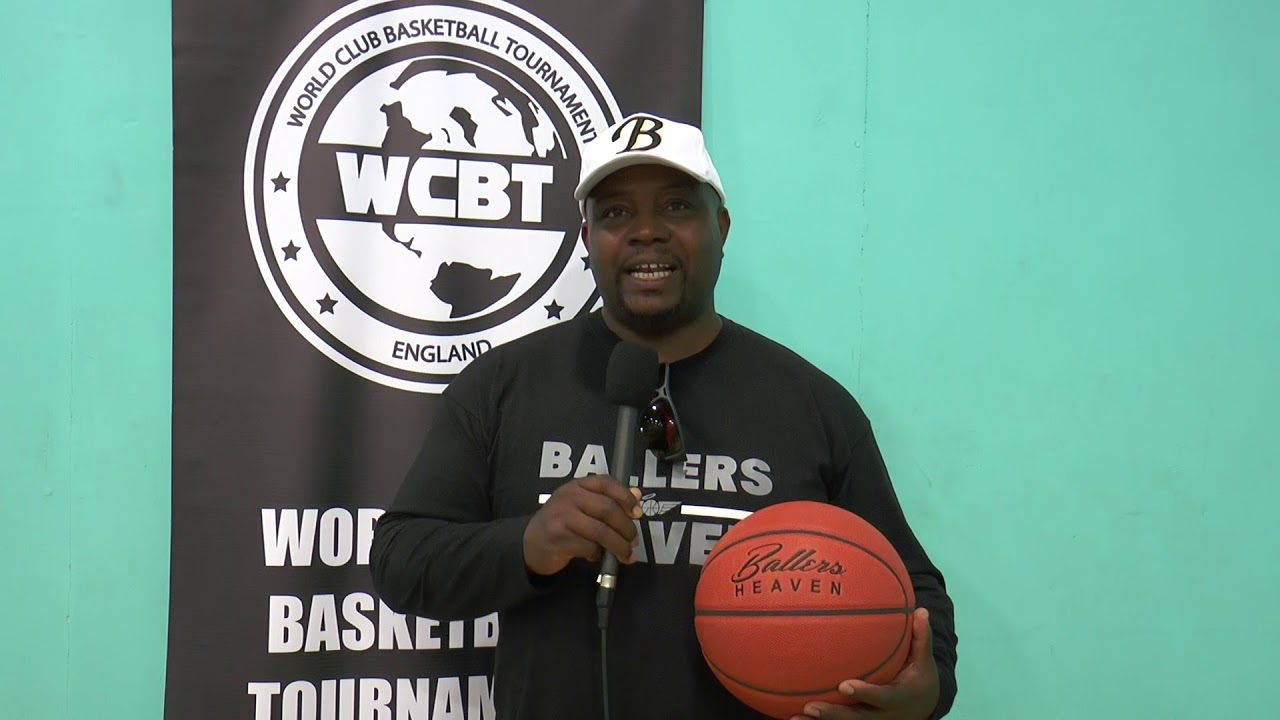 Download World Club Basketball Tournament 2018 - Interview with Roger Payne , Owner of Ballers Heaven