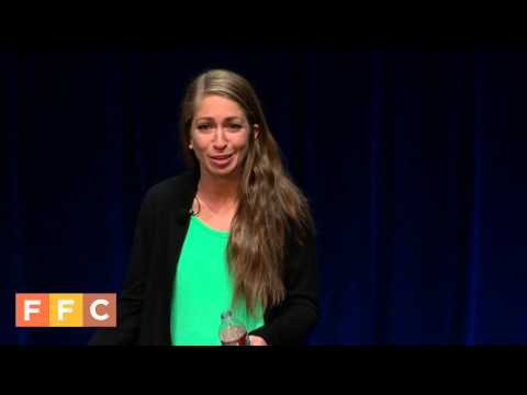 Grace Garey Speaks at Female Founders Conference 2015