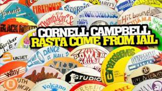 Cornell Campbell - Rasta Come From Jail
