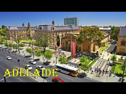 Adelaide CBD - South Australia