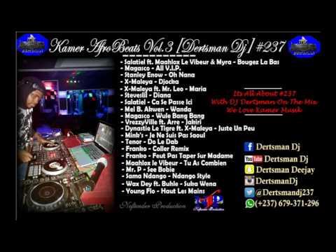 kamer Afrobeatz mix vol 3 by Presi...