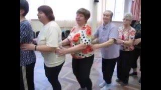 Ламбада. Уроки танцев для пожилых. Клуб «Рута» Оболонь. Обучение.