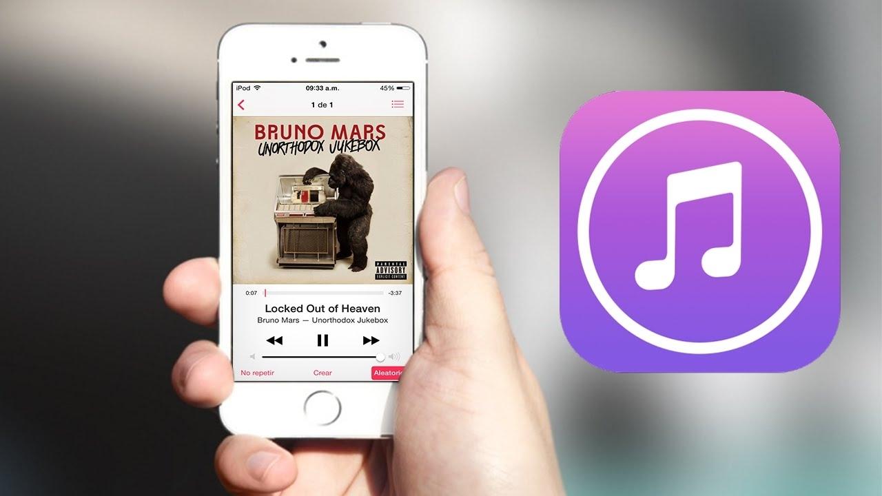 Musica gratis en itunes iphone