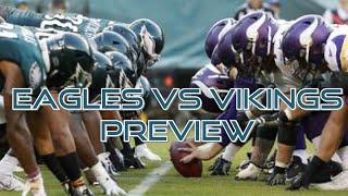 Philadelphia Eagles vs Minnesota Vikings Week 6 Preview