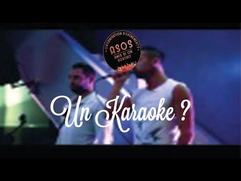 ASOS / Restophone / Karaoke