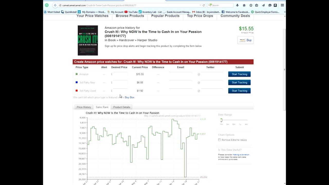understanding amazon sales rank
