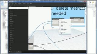 יצירת חומרים ב revit בעזרת dynamo  + excel