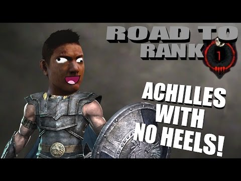 Dead By Daylight Survivor | ACHILLES WITH NO HEEL!