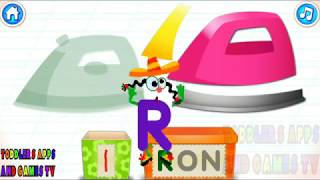 Let's Learn Letter and Word with Super ABC   Learning   Video for Kids   Apps and Games