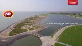 Nordsee-Heilbad Büsum: Neue Strände - neue Ansichten