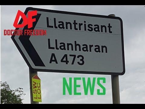 DOCTOR WHO   Christmas Filming in Llanharan SPOILERS