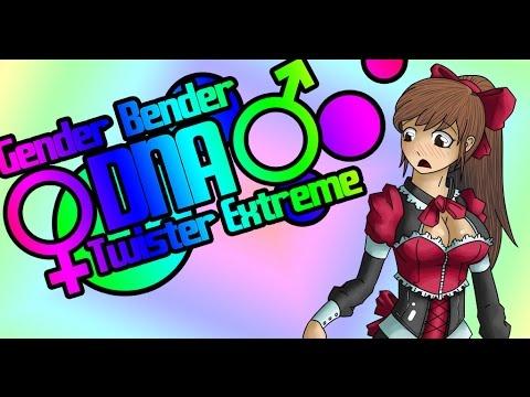 FEMALE SECRETS! | Gender Bender DNA Twister Extreme [Demo] W/Ziegs