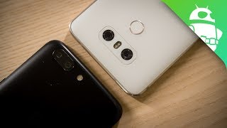 OnePlus 5 vs LG G6 - Zoom or wide?