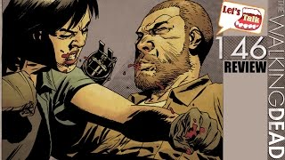 The Walking Dead Comic Issue 146 Review & Discussion (Fun) TWD by Skybound