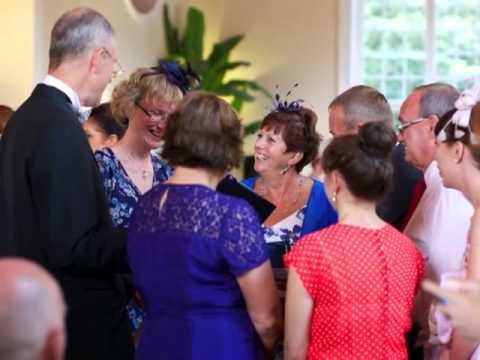 Caricaturing at Weddings