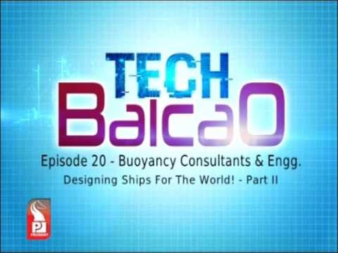 TechBalcao#20: Buoyancy Consultants & Engg.