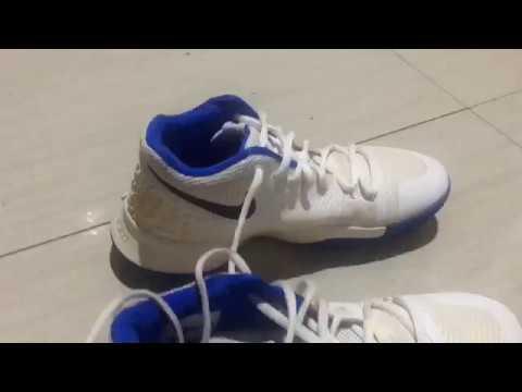 PAANO MAG RESTORE NG SAPATOS | Nike Kyrie 3 | Unyellowing Shoes
