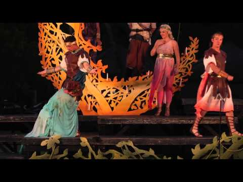 Midsummer Nights Dream - Shakespeare in the Park 2014