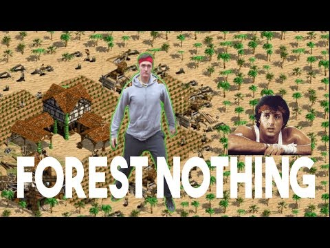 AoE2 - Next Game Forest Nothing