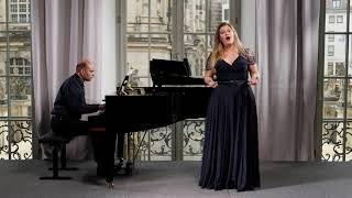 """""""Ecco, respiro appena... io son l'umile ancella"""" from Adriana Lecouvreur by Francesco Cilea"""
