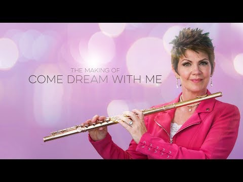 Greatest Classic Instrumental Music Flute Album - The Making of COME DREAM WITH ME Official Trailer