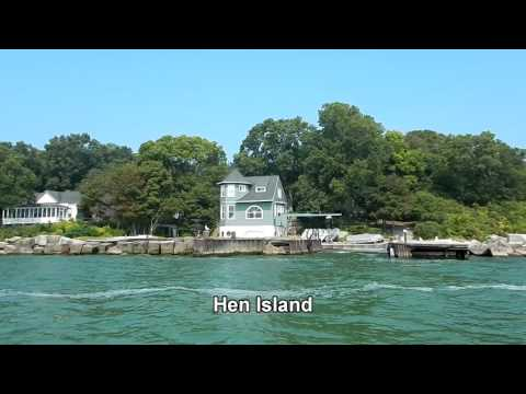 Lake Erie Island Hopping on Personal Watercraft 2015