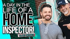 A day in the Life of a Home Inspector!