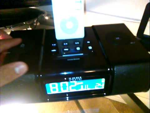 ihome for ipod classic/touch 4th generation review