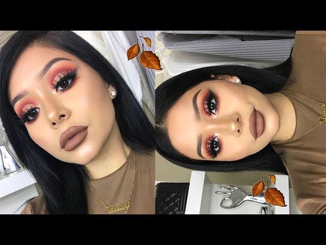 Fall Makeup Tutorial | Daisy Marquez
