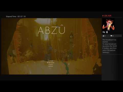 Abzu gameplay (the ocean whisperer)