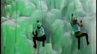 Ice Climbing World Cup - Quebec 2002