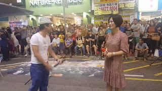 旺角羅文 17/10/07 優秀歌手龙婷(20:38)鐵血丹心+高山青。
