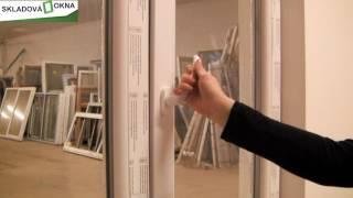 Skladova-okna.cz - Montáž plastového okna
