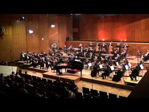 State opera - Plovdiv - Symphony concert (excerpt)