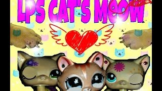 LPS Cats Meow Epi.8: Family & Friendship Restored