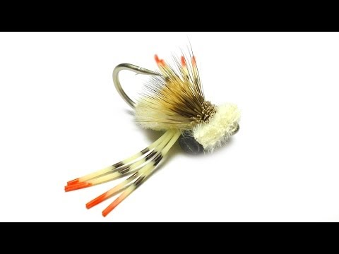 Turneffe Crab Fly Tying Video Instructions - Bonefish Flies