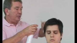 curso de corte de cabelos masculinos com...