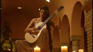 Recuerdos de la Alhambra (F. Tárrega) - Isabel Martínez, guitar