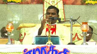 Tamil Sermon by Rev. Fr. Arputharaj Asir