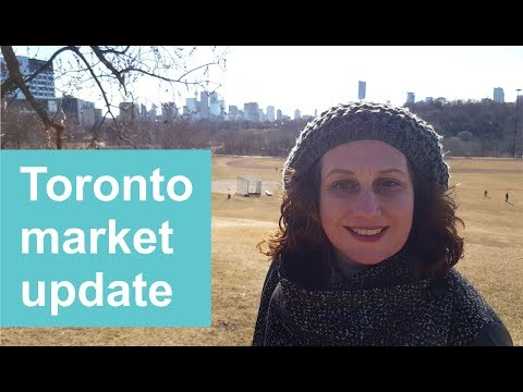 Toronto real estate market update - March 2018