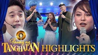 Vice, Ryan, Vhong, and Karla offer to help Daphny | Tawag ng Tanghalan