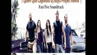 Speed, Black Alien & Tejo - Follow Me Follow Me ( Quem Que Caguetou Dj Buyu Project Remix  )
