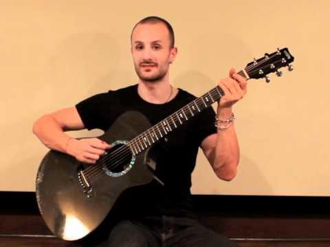 Tong Hua - Guitar Tutorial Guang Liang
