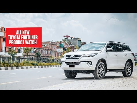 ALL NEW TOYOTA FORTUNER | PRODUCT WATCH | AUTOLIFE NEPAL