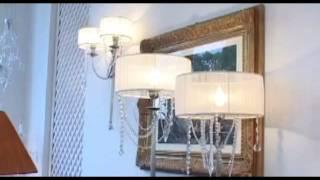 видео потолочные светильники в  Киеве