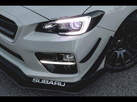 Front Splitter Install DIY | 2016 Subaru WRX